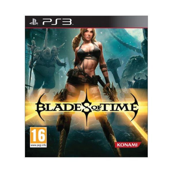 Blades of Time [PS3] - BAZÁR (použitý tovar)