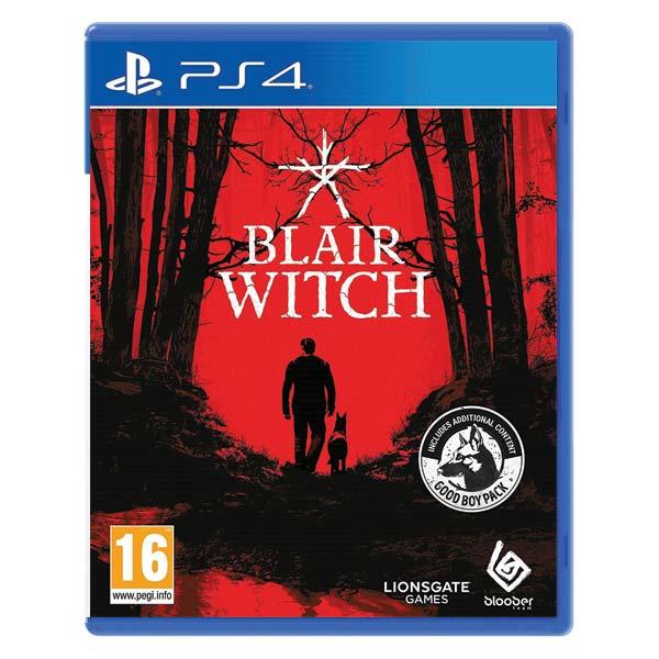 Blair Witch [PS4] - BAZÁR (použitý tovar)