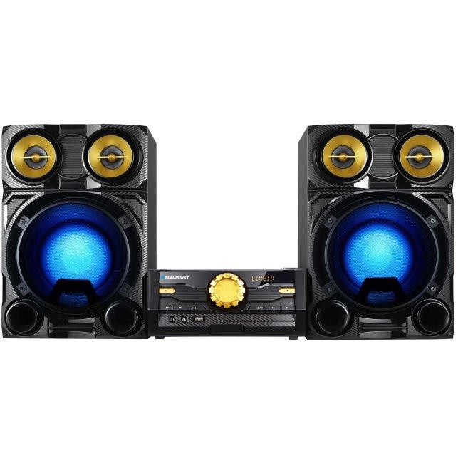 BlauPunkt MC200BT, micro system 800W s funkciou karaoke