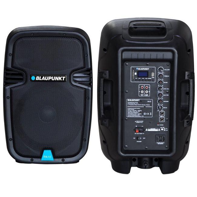 BlauPunkt PA10, Karaoke bluetooth reproduktor, 600W