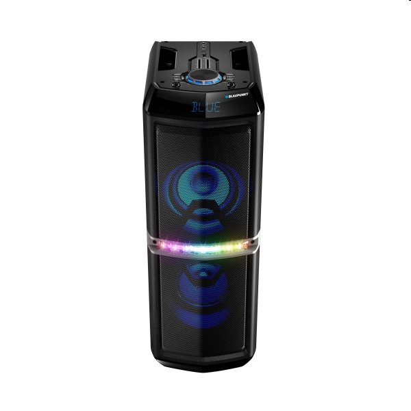BlauPunkt PS05.2DB, karaoke bluetooth reproduktor, 800W
