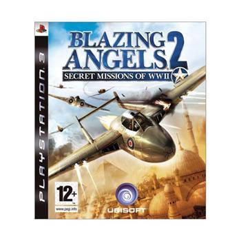 Blazing Angels 2: Secret Missions of WWII [PS3] - BAZÁR (použitý tovar)