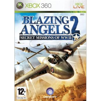 Blazing Angels 2: Secret Missions of WWII [XBOX 360] - BAZ�R (pou�it� tovar)