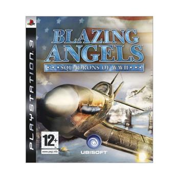 Blazing Angels: Squadrons of WWII [PS3] - BAZ�R (pou�it� tovar)