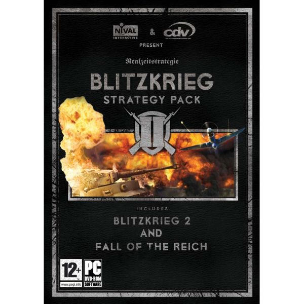 Blitzkrieg Strategy Pack