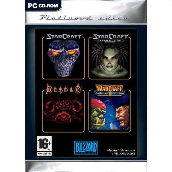 Blizzard Anthology (Platinová edícia)
