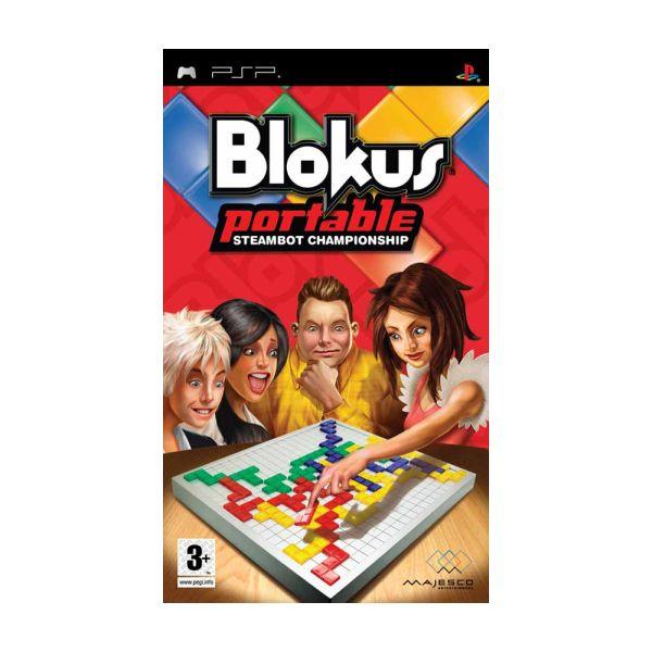 Blokus: Portable Steambot Championship