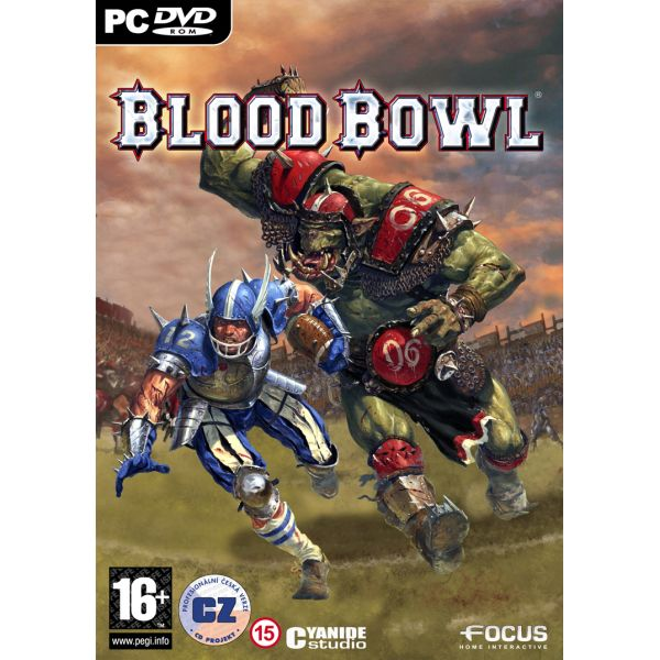 Blood Bowl CZ PC