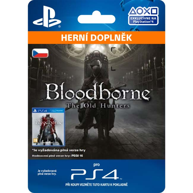 Bloodborne (CZ The Old Hunters)