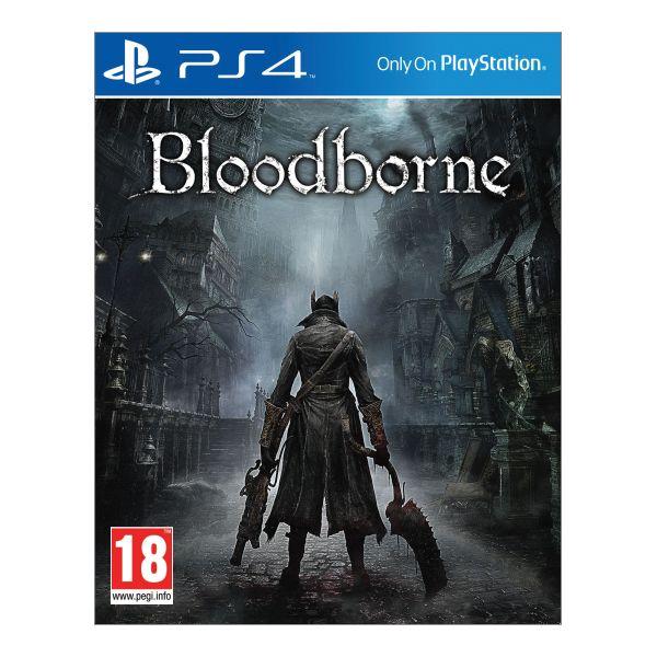 Bloodborne [PS4] - BAZÁR (použitý tovar)