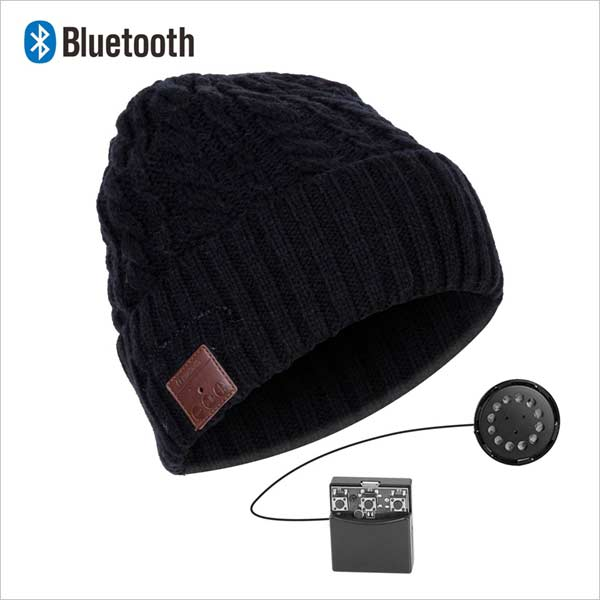Bluetooth èiapka, èierna