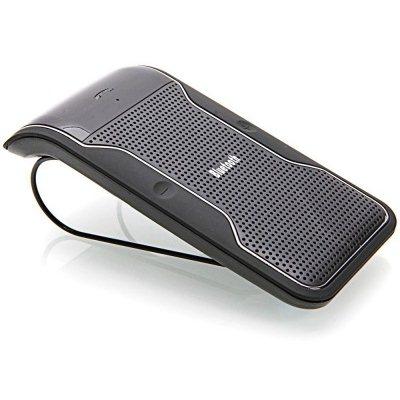 Bluetooth Handsfree do auta na clonu, Black - OPENBOX (rozbalený tovar s plnou zárukou)