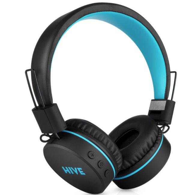 Bluetooth Stereo Headset Niceboy Hive, Black - Rozbalený tovar