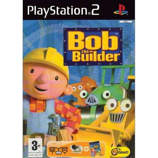 Bob the Builder + EyeToy