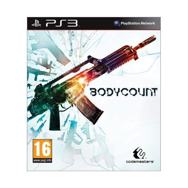 Bodycount [PS3] - BAZÁR (použitý tovar)
