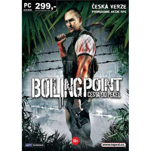 Boiling Point: Cesta do pekiel CZ