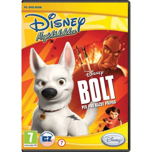 Bolt: Pes pre každý prípad CZ