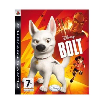 Bolt [PS3] - BAZÁR (použitý tovar)
