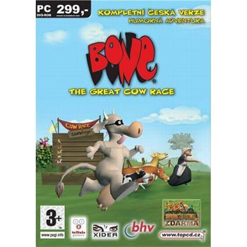 Bone 2: The Great Cow Race CZ