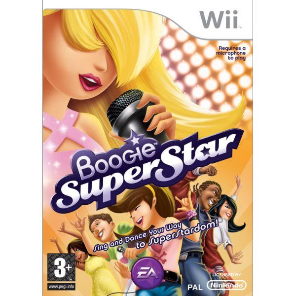 Boogie SuperStar Wii