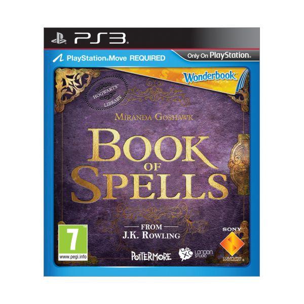 Book of Spells CZ PS3