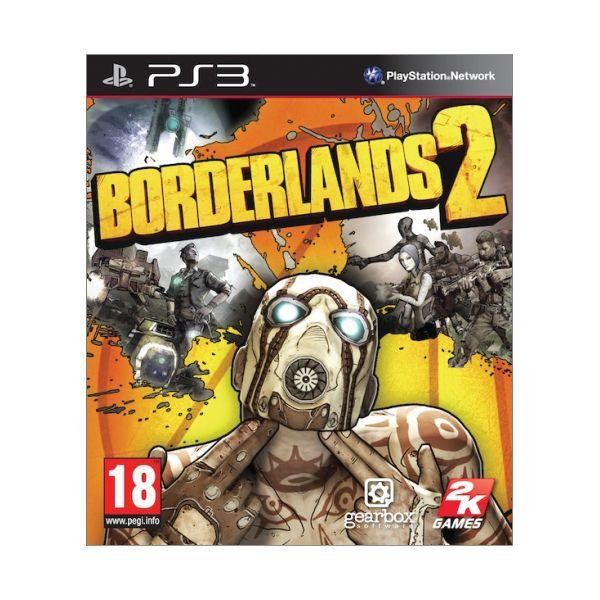 Borderlands 2 [PS3] - BAZÁR (použitý tovar)
