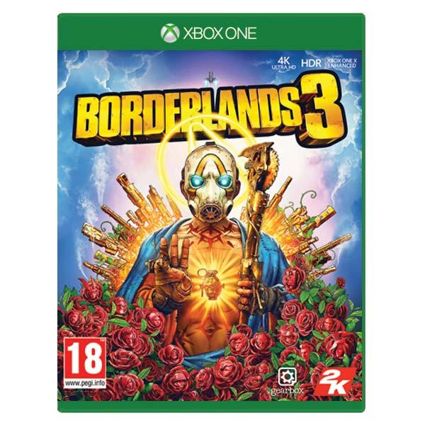Borderlands 3 [XBOX ONE] - BAZÁR (použitý tovar)