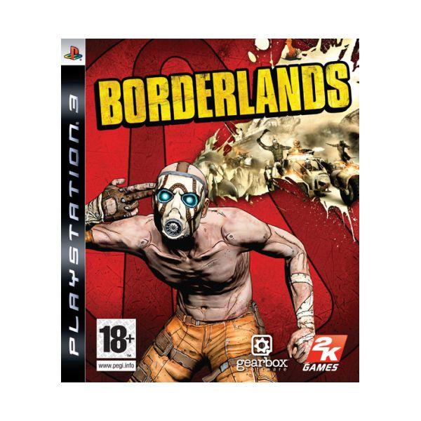 Borderlands [PS3] - BAZÁR (použitý tovar)