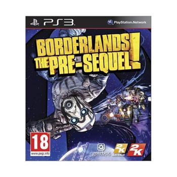 Borderlands: The Pre-Sequel! [PS3] - BAZÁR (použitý tovar)