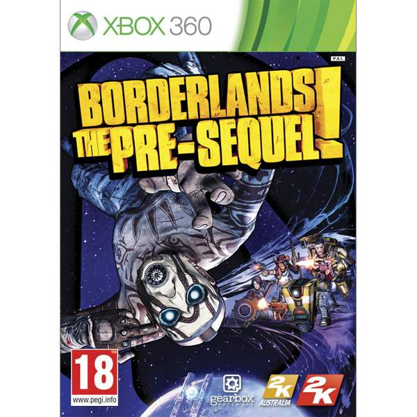 Borderlands: The Pre-Sequel XBOX 360