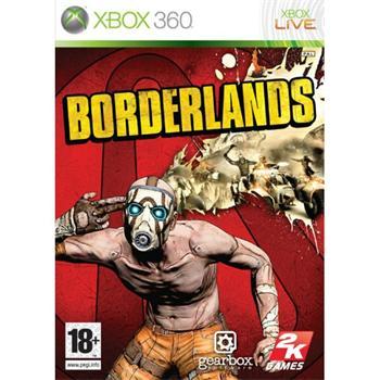 Borderlands [XBOX 360] - BAZÁR (použitý tovar)
