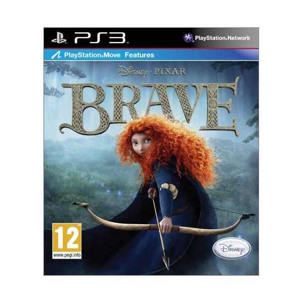 Brave [PS3] - BAZÁR (použitý tovar)