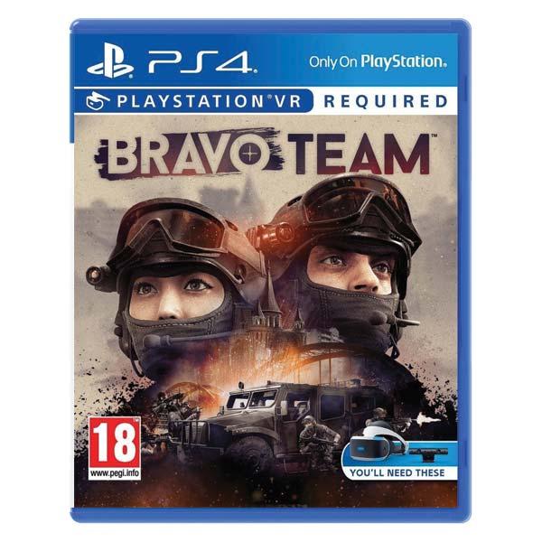Bravo Team [PS4] - BAZÁR (použitý tovar)