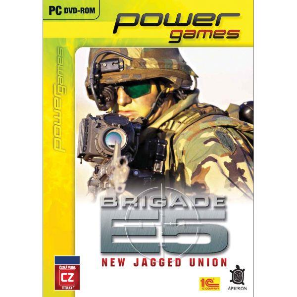 Brigade E5: New Jagged Union CZ