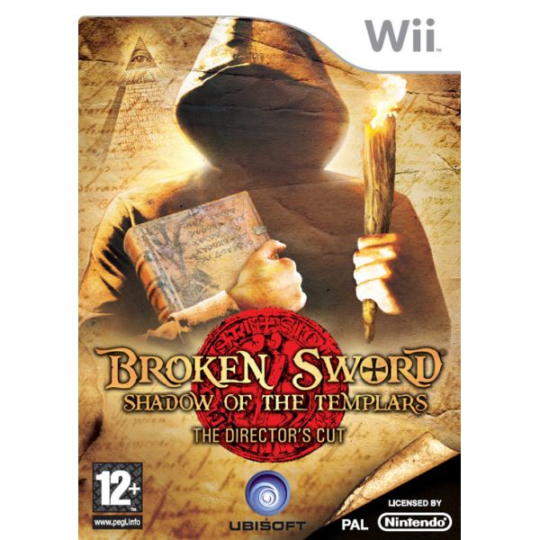 Broken Sword: The Shadow of the Templars (The Director's Cut)