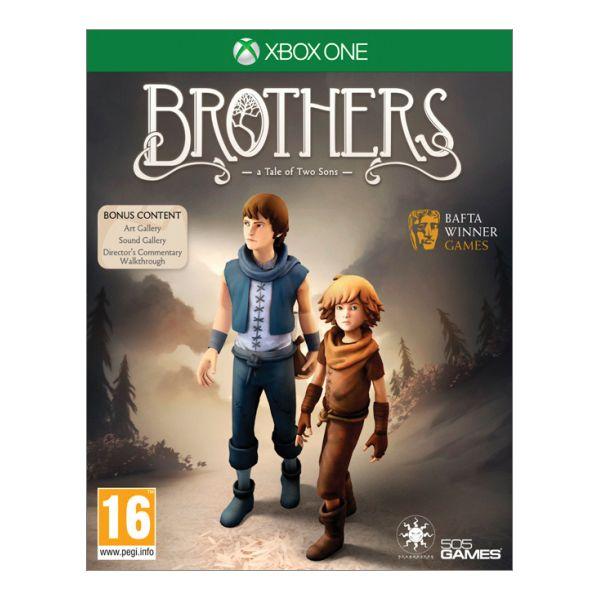Brothers: A Tale of Two Sons [XBOX ONE] - BAZÁR (použitý tovar)