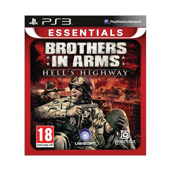 Brothers in Arms: Hell�s Highway PS3 - BAZ�R (pou�it� tovar)