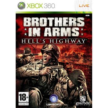 Brothers in Arms: Hell�s Highway - XBOX 360- BAZ�R (pou�it� tovar)