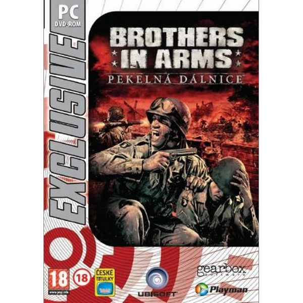 Brothers in Arms: Pekeln� dia�nica CZ