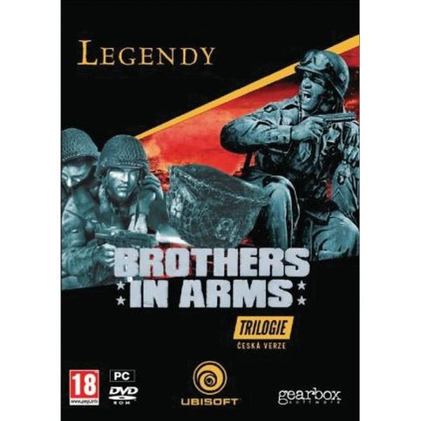 Brothers in Arms Trilógia CZ