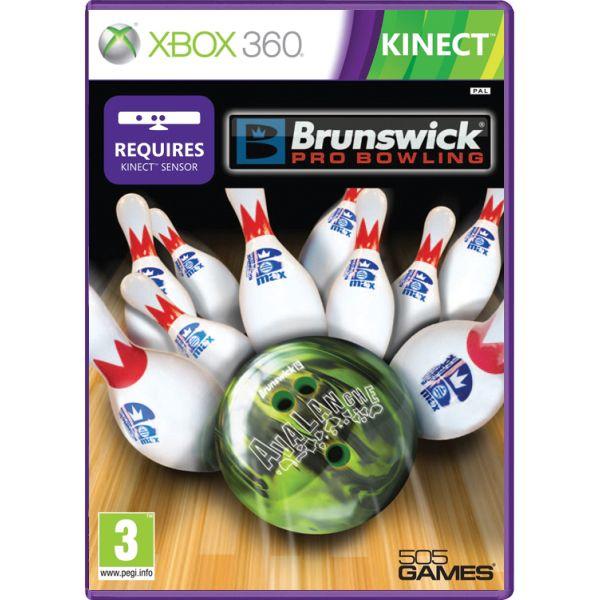 Brunswick Pro Bowling [XBOX 360] - BAZÁR (použitý tovar)