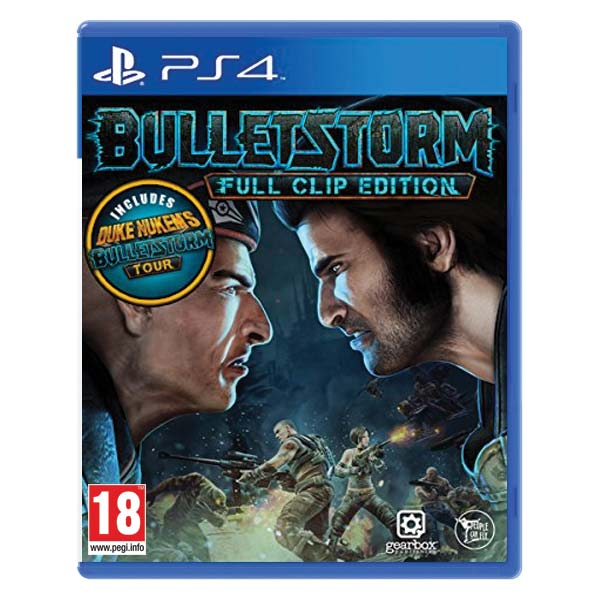 Bulletstorm (Full Clip Edition) [PS4] - BAZÁR (použitý tovar)
