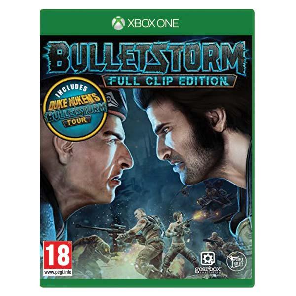 Bulletstorm (Full Clip Edition) [XBOX ONE] - BAZÁR (použitý tovar)