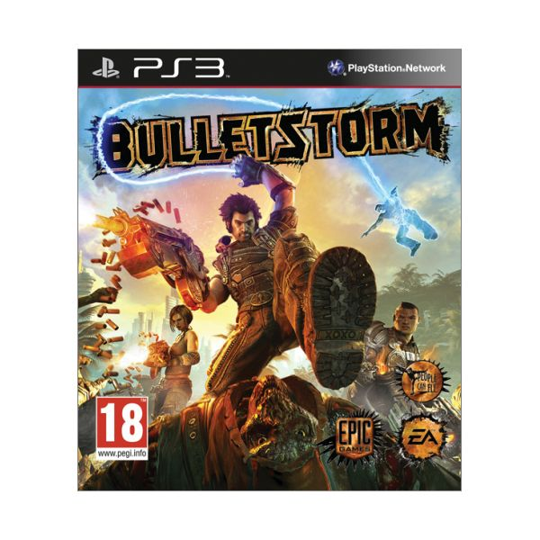 Bulletstorm-PS3 - BAZÁR (použitý tovar)