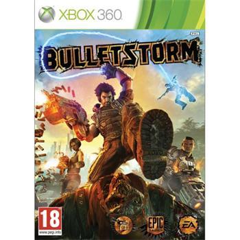 Bulletstorm [XBOX 360] - BAZÁR (použitý tovar)