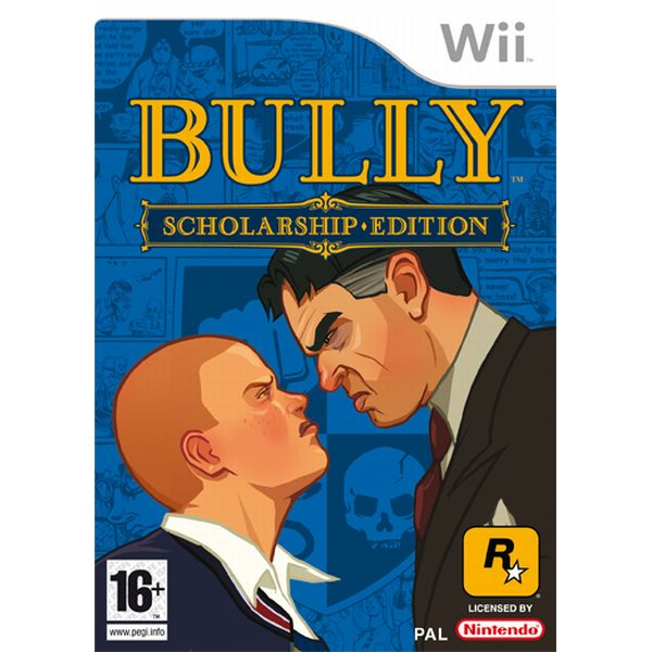 Bully (Scholarship Edition)