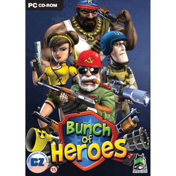 Bunch of Heroes CZ PC