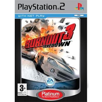 Burnout 3: Takedown [PS2] - BAZÁR (použitý tovar)