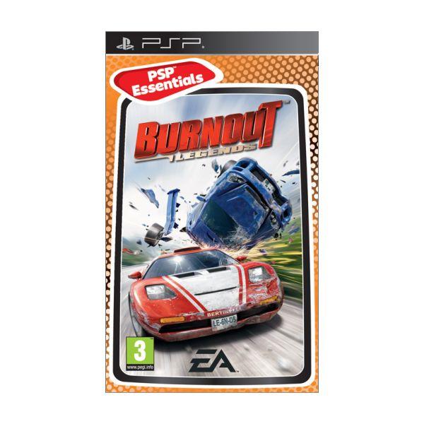 Burnout Legends-PSP - BAZÁR (použitý tovar)