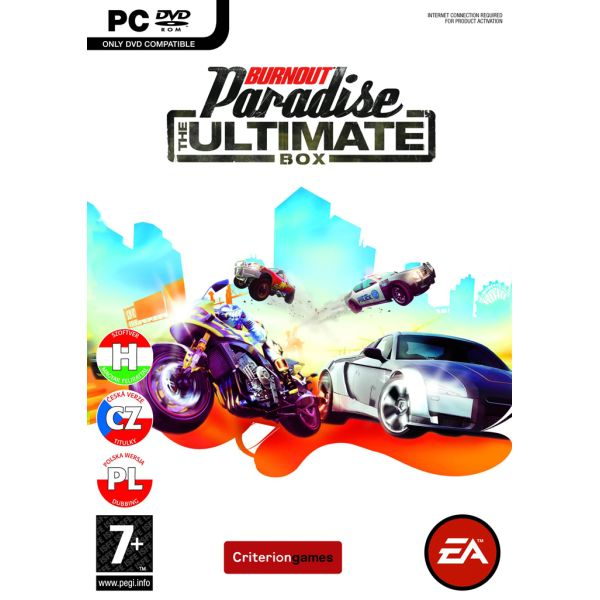 Burnout: Paradise CZ (The Ultimate Box)